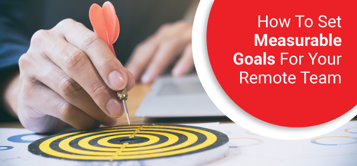 How to set goals for your remote teams