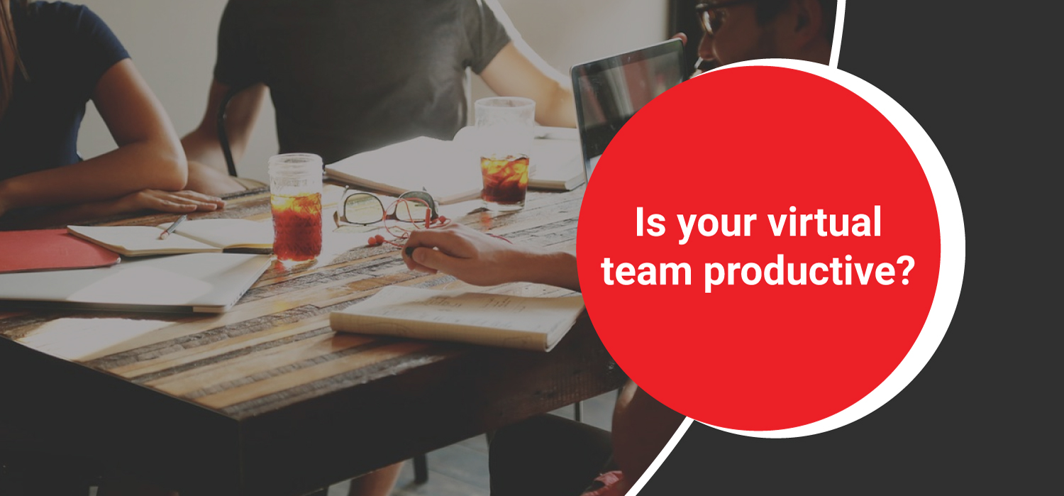 how to manage virtual team