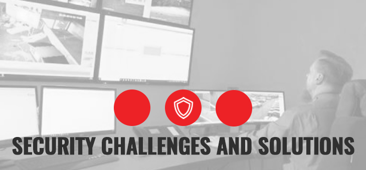 Security challenges and solutions