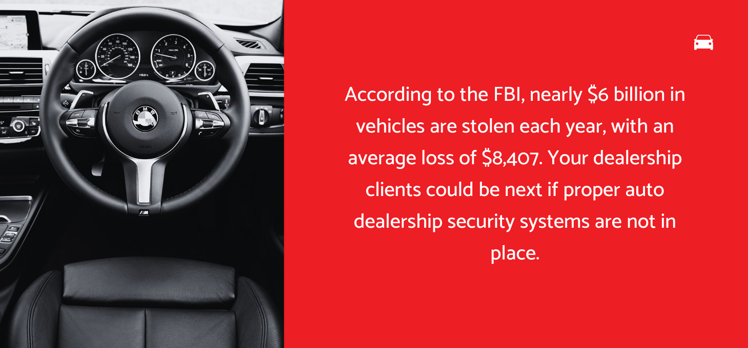 Motor vehicle theft statistics
